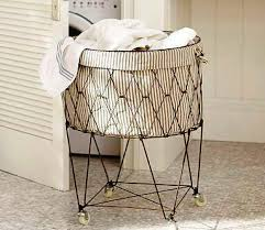 Baby Laundry Hamper Baskets