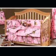 realtree crib sets custom crib bedding girl baby