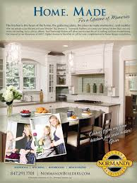 Our Portfolio Normandy Builders Print Ad JET Advertising A Cool Remodeling Advertising