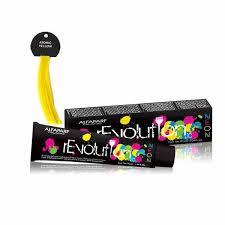 Alfaparf Yellow Colour Chart Alfaparf Revolution Neon Atomic Yellow 90ml