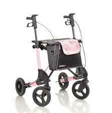 Rollator Comparison Chart Topro Troja 2g Premium Small Rose Sublime With Backrest Rollator Walker 814601 1413