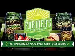 Fresh Salad Vending Machine Beauteous Farmer's Fridge A Fresh Take On Fresh YouTube