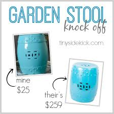 ceramic garden stool cheap.  Cheap Painted Second Hand Garden Stool A Knock Off In Ceramic Cheap C