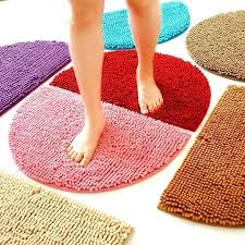 gorgeous round kitchen rugs throughout semi circle rug design half intended for decorations 18