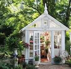 Photo 10 of 10 Marvelous Cute Sheds Pictures #10 Darling She Sheds For  Every Girl! Dream Spaces For