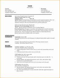 Mba Resume Format For Freshers Pdf Fresh Elegant Cv Resume Format