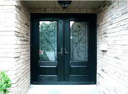 double entry door with glass exterior double doors with glass double front door front double doors