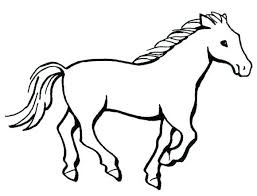 Horse For Coloring Shocking Ideas Rearing Horse Coloring Pages