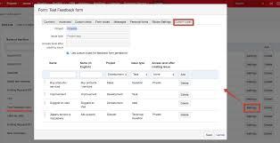 Custom Types Tab Feedback For Jira Teamlead Wiki