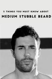 Stubble Facial Hair Style the 25 best stubble beard ideas short beard styles 7639 by wearticles.com