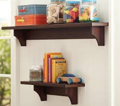 Floating Shelves Pottery Barn Fresh Decoration Espresso Wall Shelves Design Floating Wire Wall 58