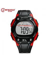 mingrui luxury waterproof digital watches shock resistant sport 54 95 11 00