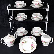 Rose Pattern China Interesting Fine China Of Japan Royal Rose Pattern China Vintage Tea Set