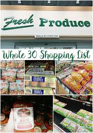 Grocery Store Product List How To Create A Whole30 Grocery List For Bjs Warehouse Club