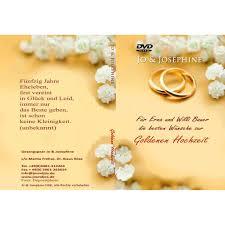 Zur Goldenen Hochzeit Personalisierte Dvd Schenken Hochzeitsjubiläen