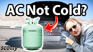 how to fix car ac that s not blowing cold air how