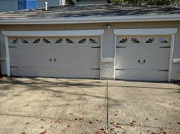 steel garage doors are low maintenance and strong which means they last a long time for little investment on their upkeep the universal series by 1st udt