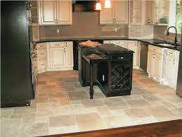 Tiled Kitchen Floors Gallery Glamorous Porcelain Floors Kitchen Some Enjoyable Pictures
