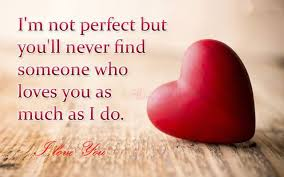 Perfect Love Quotes New Best Love Quotes I'm Not Perfect But You'll Never Find BoomSumo Quotes