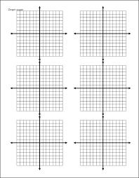 Coordinate Plane Grids X Grid Paper Coordinate Graph