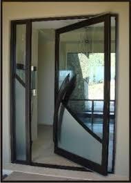 glass front door. linear gl door insert for front entry glass