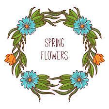 colorful frame border design. Beautiful Frame Colorful Floral Flower Decorative Vector Frame Border Design Element Stock  Vector  96409022 Intended Frame Border Design E