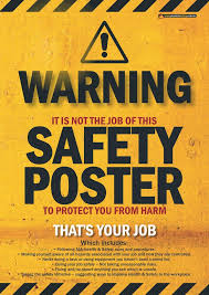 best workplace safety ideas workplace safety  a3 size workplace safety poster reminding workers that they need to be responsible for their own