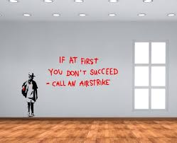succeed vinyl wall stickers high