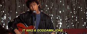 Wedding Singer Quotes Awesome The Wedding Singer Quotes Find Make Share Gfycat GIFs