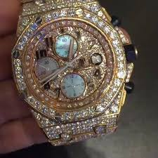 audemars piaget bust down by pristine jewelers lovemebeauty85