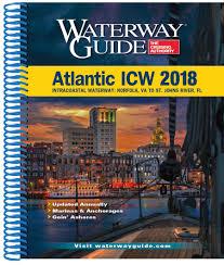 Bluewater Books Charts Waterway Guide Atlantic Icw 2018