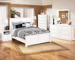 Dresser Drawer Shelves Bedroom Comfortable White Wood Furniture Writing Desk Set 5 With