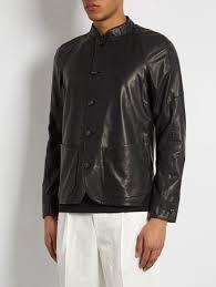 helbers men jackets ri helbers patch pocket leather jacket black helbers
