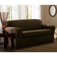Image Sofa Bed Walmart Maytex Stretch Reeves Piece Sofa Furniture Cover Slipcover