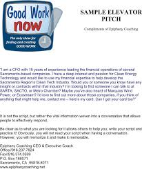 3 Elevator Pitch Examples Free Download