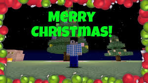 Christmas Decorations for Minecraft