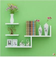 home interior thin floating shelf new finether modern creative s shaped wall mount shelf