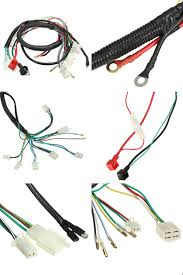 visit to buy] wiring harness machine electric start wiring loom buy wiring harness for 1946 chevy truck [visit to buy] wiring harness machine electric start wiring loom harness pit bike atv
