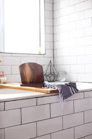 easy beautiful bath tub tray tutorial