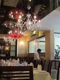 large size of light img chandelier restaurant bangalore restaurants food and travel chianti ristorante wine bar