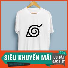 Áo Thun In 2 Mặt Hokage Đệ Tứ - Áo Thun Naruto #uytin giảm chỉ còn ...