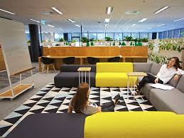 Office design sydney Office Fitout Canon Offices Sydney More Office Space Design Office Tour Canon Offices Sydney Commercial Space Pinterest