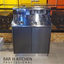 Stainless Service Table St5 Proud Restaurant Equipment