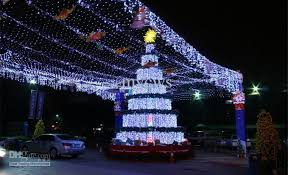 22m 200led Solar Powered String Lights Garden Christmas Rope Outdoor