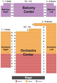 Wolftrap Seating Chart The Barns At Wolf Trap Tickets In Vienna Virginia Seating