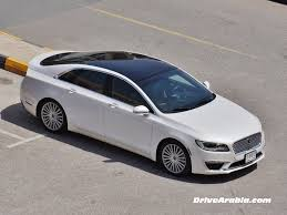 So we got a 2017 Lincoln MKZ 3.0T | Drive Arabia