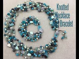 <b>Spring Flower</b> Buds Necklace Part 1 - YouTube
