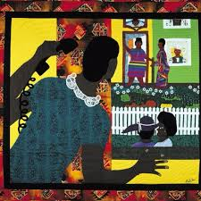 Signifying - Barbara Pietila - Magnificent art quilts by African ... & Signifying - Barbara Pietila - Magnificent art quilts by African American  quilt masters. Several lovely Adamdwight.com