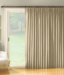 sliding glass door curtains patio door