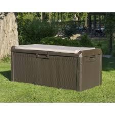 waterproof outdoor storage box storage chair lockable garden storage best deck box wicker deck storage box waterproof outdoor storage box